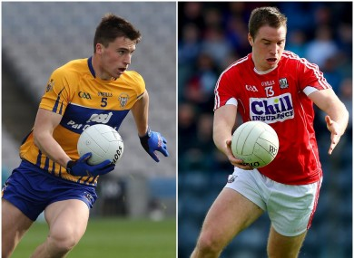 Jamie Malone hit Clare's second goal today while Colm O'Neill saw his penalty hit the post.
