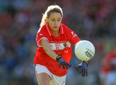 Orla Finn scored seven points for Cork.