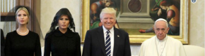 12 tweets that sum up the Pope's complete disinterest in meeting Donald Trump
