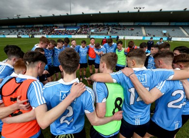 Dublin saw off Meath at the last round.