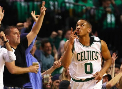 Avery Bradley: 29 points on Wednesday.