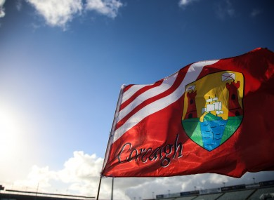 Cork fans fly their flag (file pic).