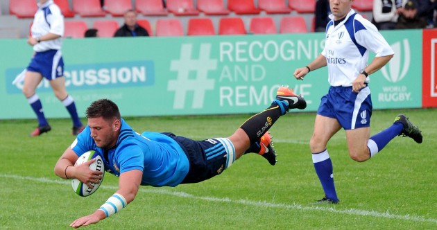 As It Happened: Ireland v Italy, U20 Rugby World Championships