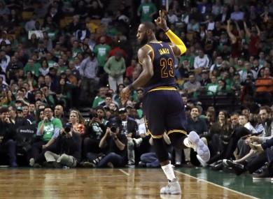 14c39e8e3e2 It s the Cavs versus Warriors in the NBA Finals