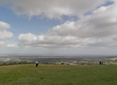 View from the Hellfire Club