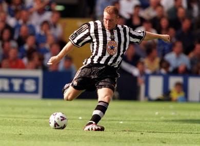Ex-Magpies defender Watson.