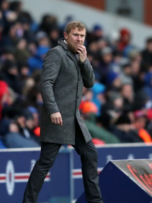 Inverness have struggled with Richie Foran in the hotseat this season.