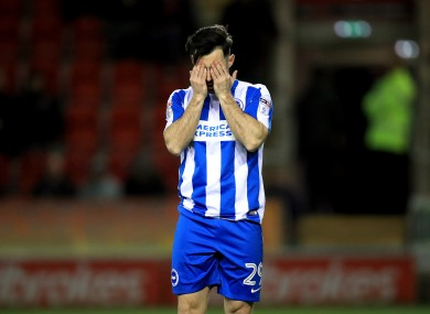 Towell will be staying in the Championship next season, according to Hughton.