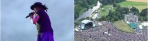 Guns N' Roses covered Black Hole Sun at Slane last night in tribute to Chris Cornell