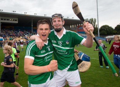 Mike Casey and David Dempsey are amongst the Limerick debutants.