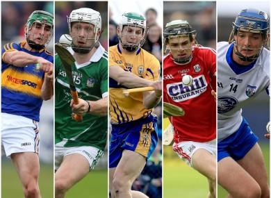 Coffey, Lynch, Shanagher, Coleman and Curran eye Munster glory.