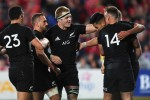 All Blacks make two changes for second Lions Test