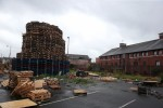 'A disgraceful episode': Belfast Council to investigate controversial bonfire pallets storage