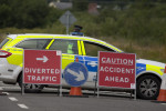 Three women killed in Louth car crash named locally