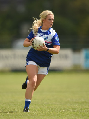 Cavan defender Mona Sheridan.