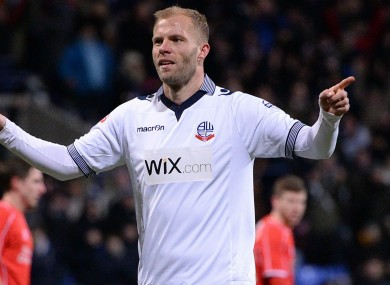 Arnor Gudjohnsen is the brother of former Chelsea star Eidur (pictured above).