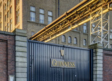 The Guinness Storehouse Will Spend Millions To Double Size Of Its Rooftop Bar