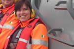 Coast Guard volunteer Caitríona Lucas who died on duty awarded posthumous degree