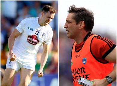 Kildare and Armagh will go head-to-head.
