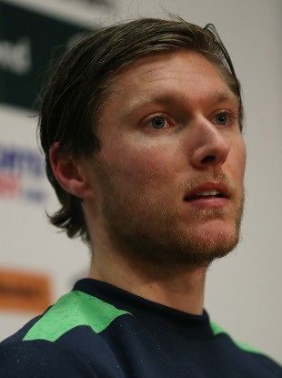 Republic of Ireland's Jeff Hendrick