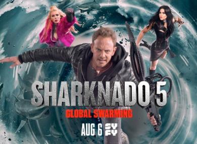 sharknado 5 full movie free download