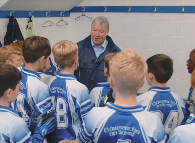Despite his Kerry roots, Luke Moriarty has invested a lot of time and money in developing young Dublin GAA players.
