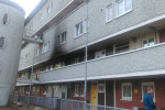 Woman and three children hospitalised after fire in Dublin
