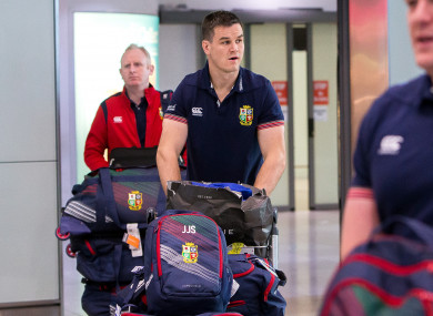 Sexton is one of four Lions returning for Leinster.