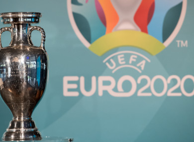 Dublin Selected To Host Uefa Euro 2020 Draw Which Will Be Seen By