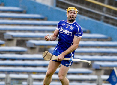 Padraic Maher and his Thurles Sarsfields team-mates are close to four-in-a-row.