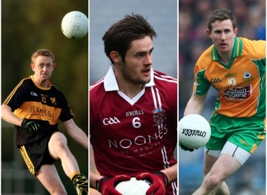 Dr Crokes, Slaughtneil and Corofin all march on.