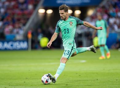 Adrien Silva helped Portugal win Euro 2016 last summer.