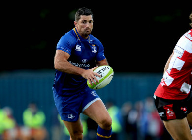 Kearney sustained the injury against Cardiff on Friday.