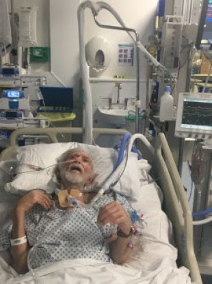 82-year-old Ahmet Dobran was attacked in August.