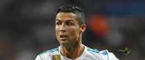 Real Madrid and Portugal star Cristiano Ronaldo.