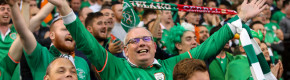 Ireland's World Cup play-off at home to Denmark has been officially sold out