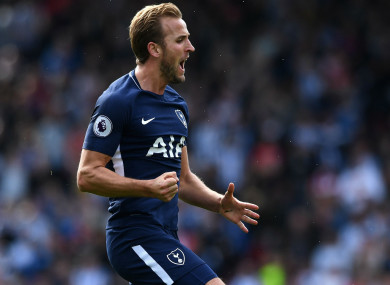Kane has been in fine form this season.