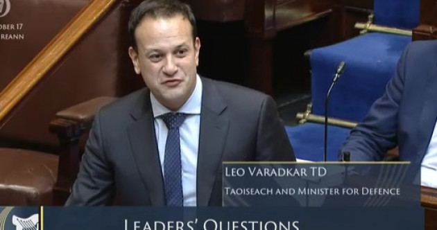 'I do not yet know the net cost' - Varadkar grilled on new strategic communications unit