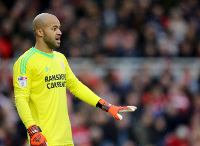 Darren Randolph has impressed for Middlesbrough.