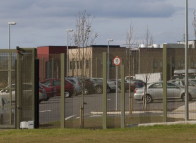 Oberstown Children Detention Campus