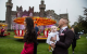 Conor McGregor shared some of the photos from his son's huge christening party
