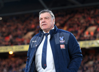 The 63-year-old has been out of work since leaving Crystal Palace at the end of last season.