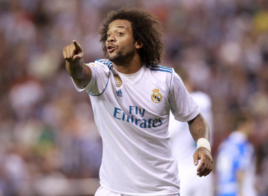 Marcelo has made over 200 appearances for Real Madrid in La Liga.