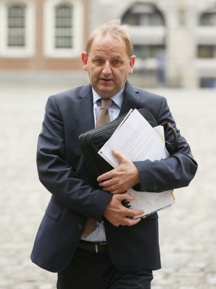 The Tribunal heard more evidence related to the case of Sergeant Maurice McCabe today.