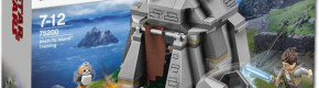 Lego is bringing out an unreal Skellig Michael set to tie in with the new Star Wars film