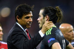 Gareth Bale thanks Chris Coleman after Wales coach steps down