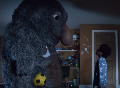 the john lewis christmas ad is here starring moz the monster - John Lewis Christmas Ad