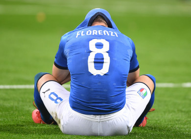 Italy: failed to qualify for the first time since 1958.