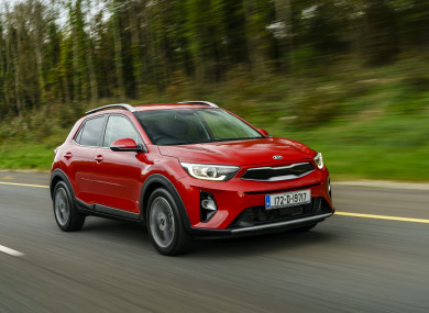 Review: The Kia Stonic Looks Like A Crossover But Drives Like A Car   And  Thatu0027s A Good Thing