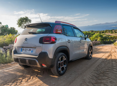 Colourful crossovers like the new Citroen C3 Aircross will continue to grow in popularity